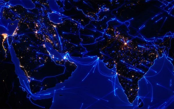 آينده مبهم ايران در خاورميانه ديجيتال