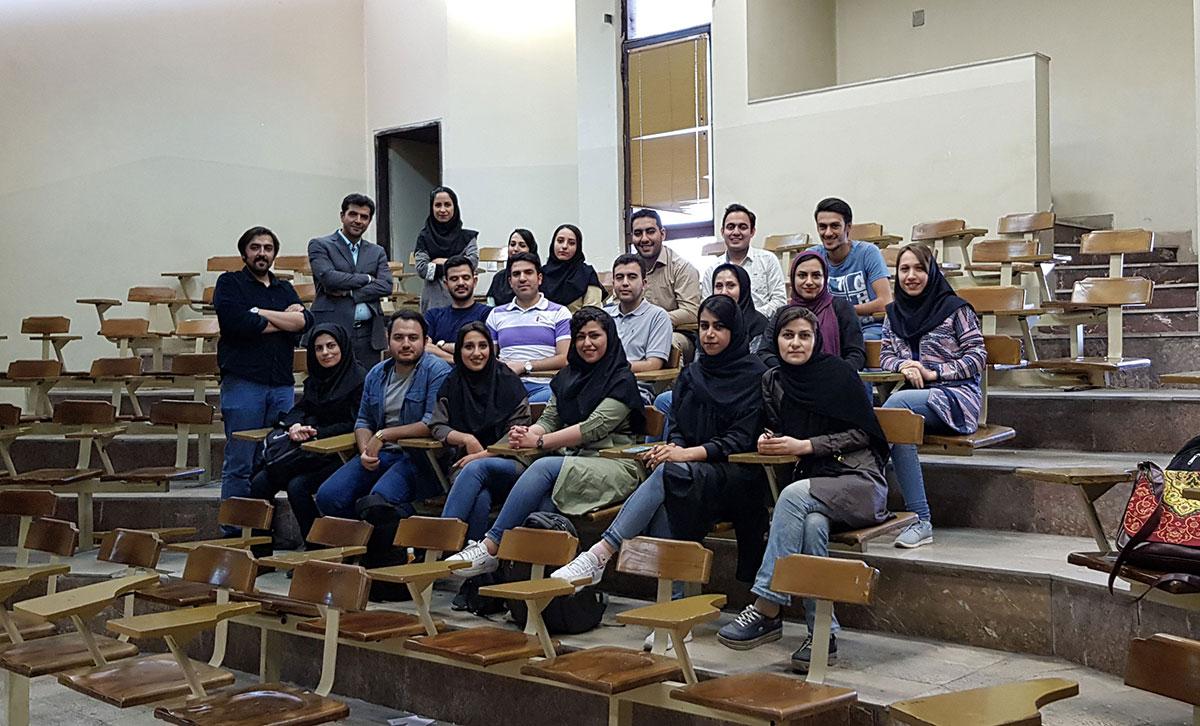 آخرین جلسه مرحله اول دانش افزایی دوره 96