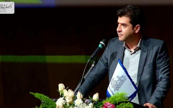 """بارگذاری فایل ویدئویی """"جشن دانشآموختگی موسسه آموزش عالی مهرالبرز"""" در وبسایت"""